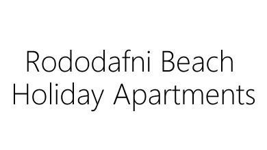 Rododafni Beach Apartments Logo