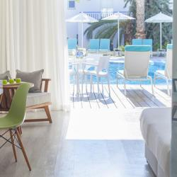 Aegean Swim Up Suite Balcony