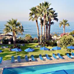 Rododafni Beach Apartments View