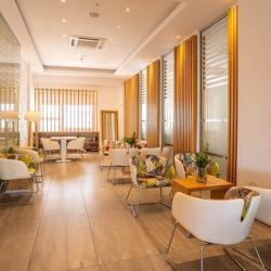 Vrachia Beach Resort Cafe Lounge