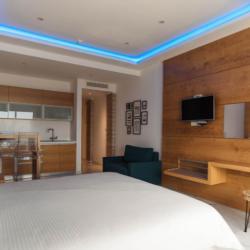 Vrachia Beach Resort Junior Suite Sea View