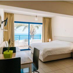 Vrachia Beach Resort Standard Studio Full Sea View