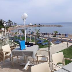 Myroandrou Beach Apts View